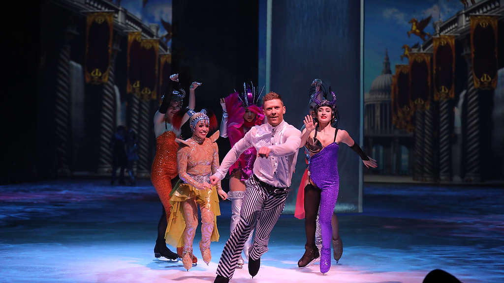 "Die neue Show ""Atlantis"" von 'Holiday on Ice' in der SAP Arena"