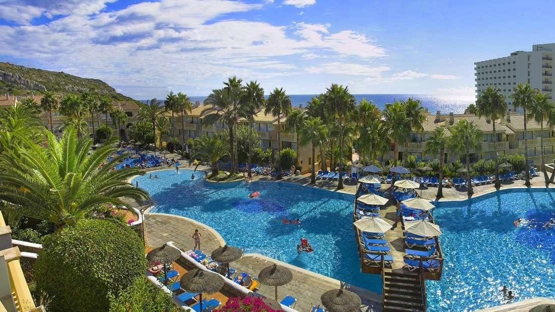 Im Hotel Royal Son Bou Family Club auf Menorca stehen die kleinen Gäste im Mittelpunkt.