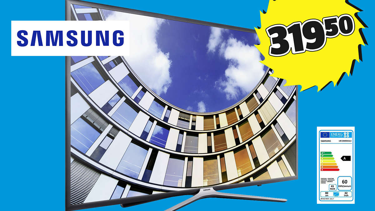 angebot bei conrad electronic in mannheim samsung led tv 32 zoll f r 319 50 euro statt 355. Black Bedroom Furniture Sets. Home Design Ideas