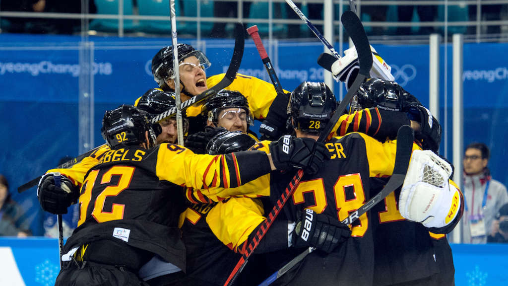 Ard Olympia Eishockey