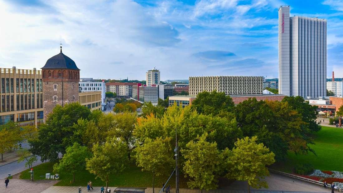 In Chemnitz haben Studenten unter anderem noch gute Karten was die Wohnungssuche angeht.