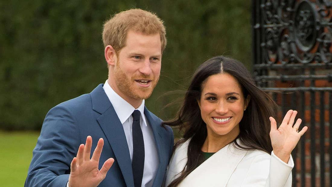 Prinz Harry und Meghan Markle heiraten im Mai 2018