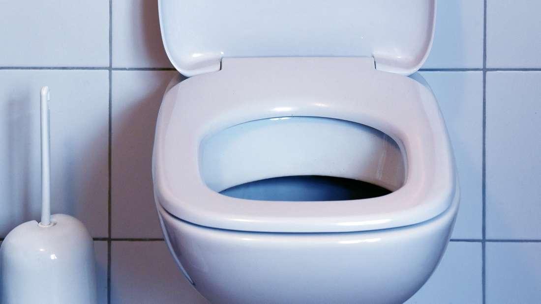 Toilette reinigen mit Hausmitteln - gewusst wie.