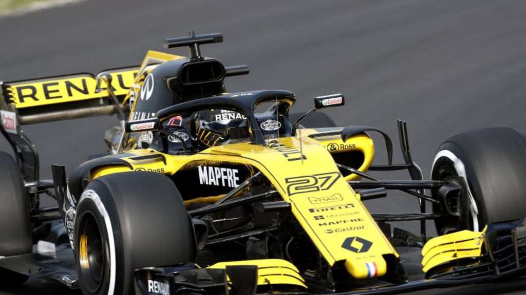 Möchte mit Renault vierter der Teamwertung werden: Nico Hülkenberg. Foto: Tim Goode/Press Association