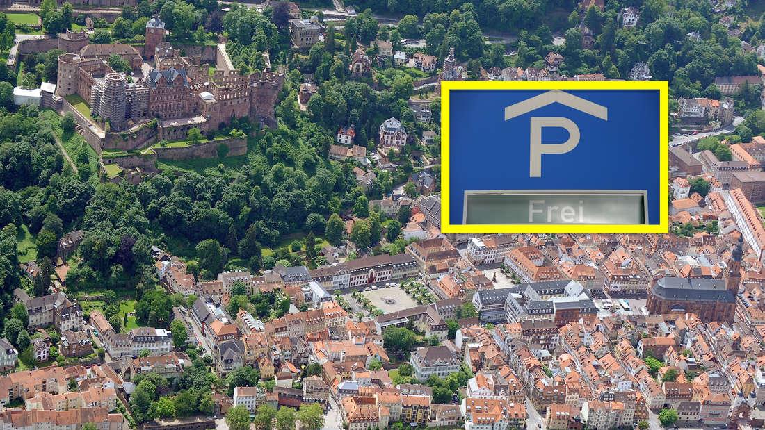 20 Parkhäuser in Heidelberg im Vergleich