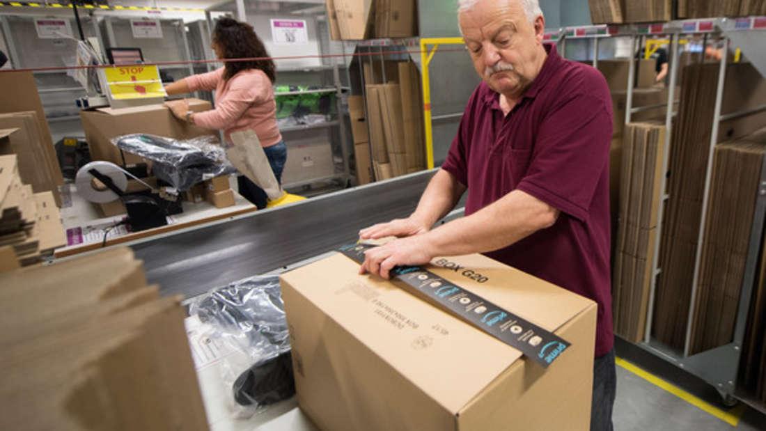 Amazons Lieferkosten sind 2017 explodiert. Sehr zum Ärger von Kunden, Händlern und Lieferanten.