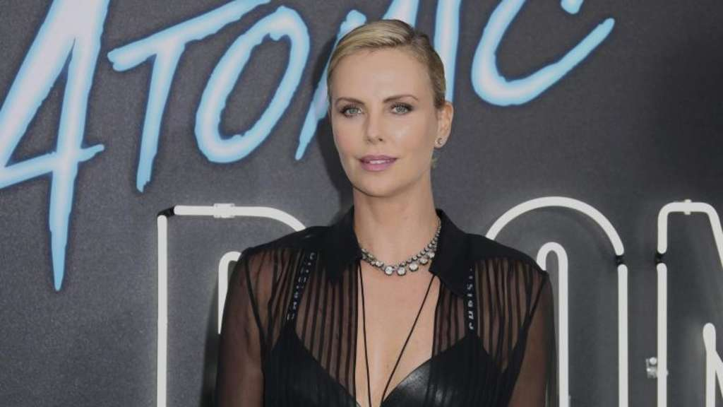 "Charlize Theron bei der Premiere des Films ""Atomic Blonde"". Foto: Willy Sanjuan"