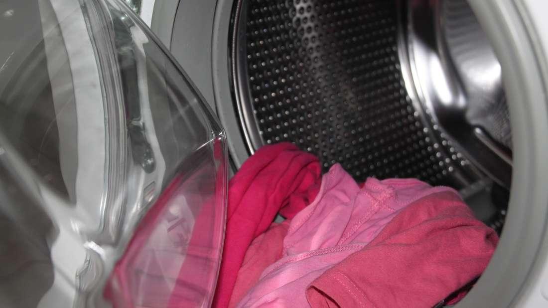 Was passiert, wenn die Wäsche zu lange liegen bleibt?