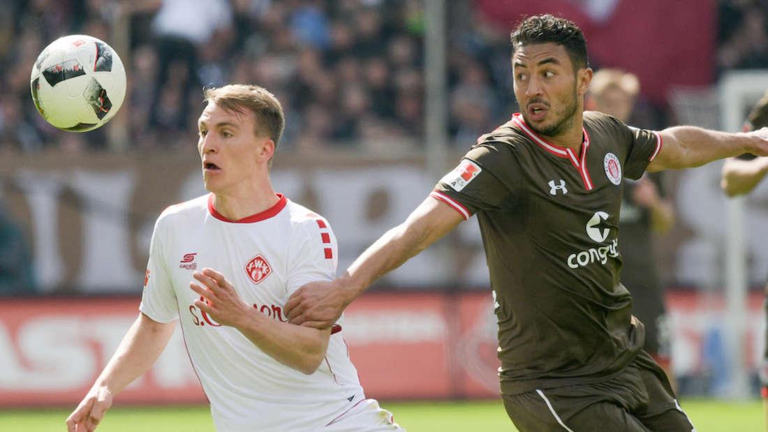 FC St. Pauli - Würzburger Kickers