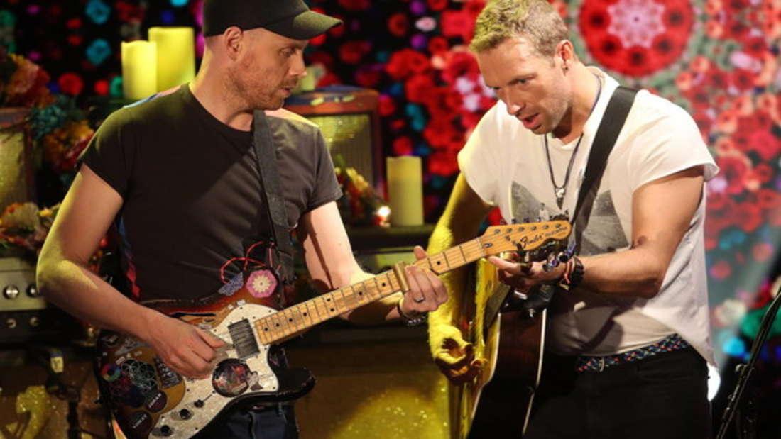Platz 8: Die britische Band um Frontmann Chris Martin ist ständig auf Tour. Das zahlt sich aus. Geschätztes Einkommen 2017: 88 Millionen Dollar.