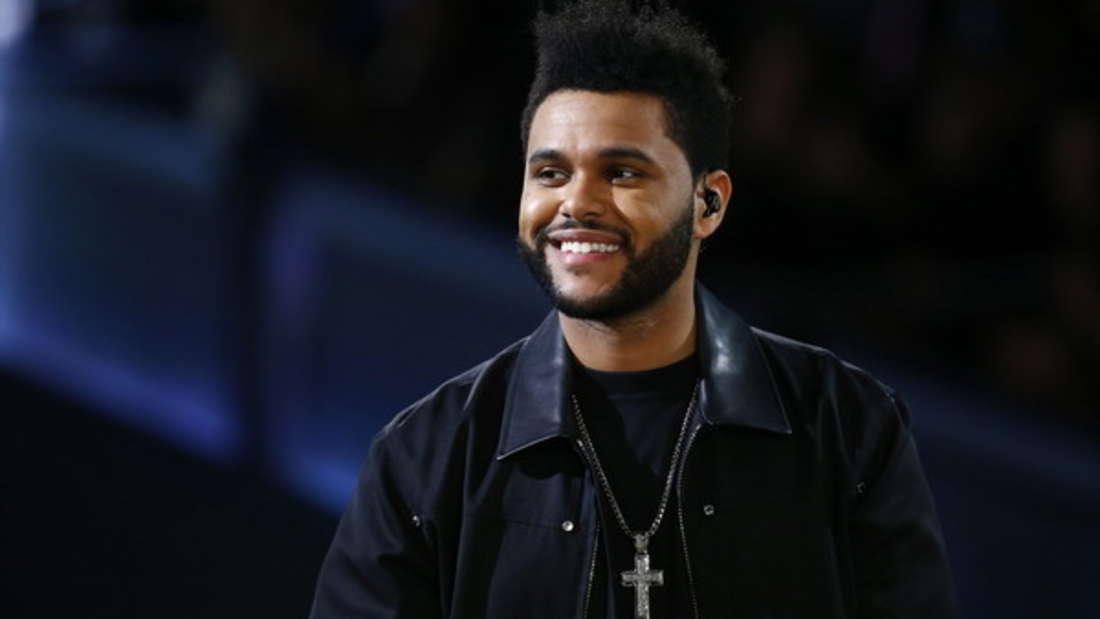 Platz 6: Ins Ranking hat es diesmalauch der kanadischeR'n'B-Shootingstar The Weeknd geschafft. Geschätztes Einkommen 2017: 92 Millionen Dollar.