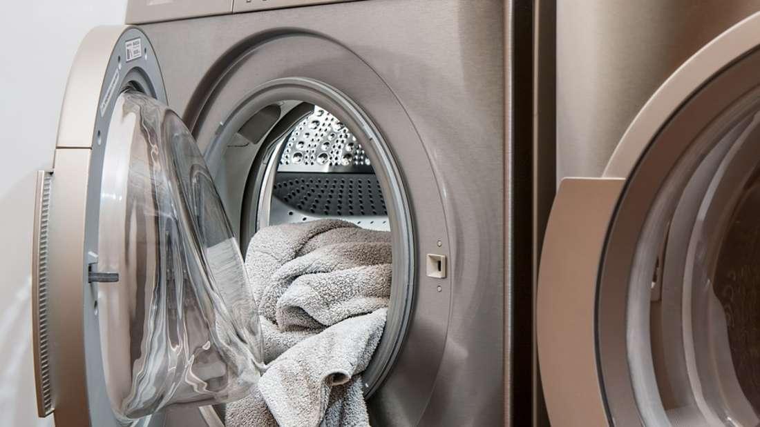 Spätabends waschen - ist das erlaubt?