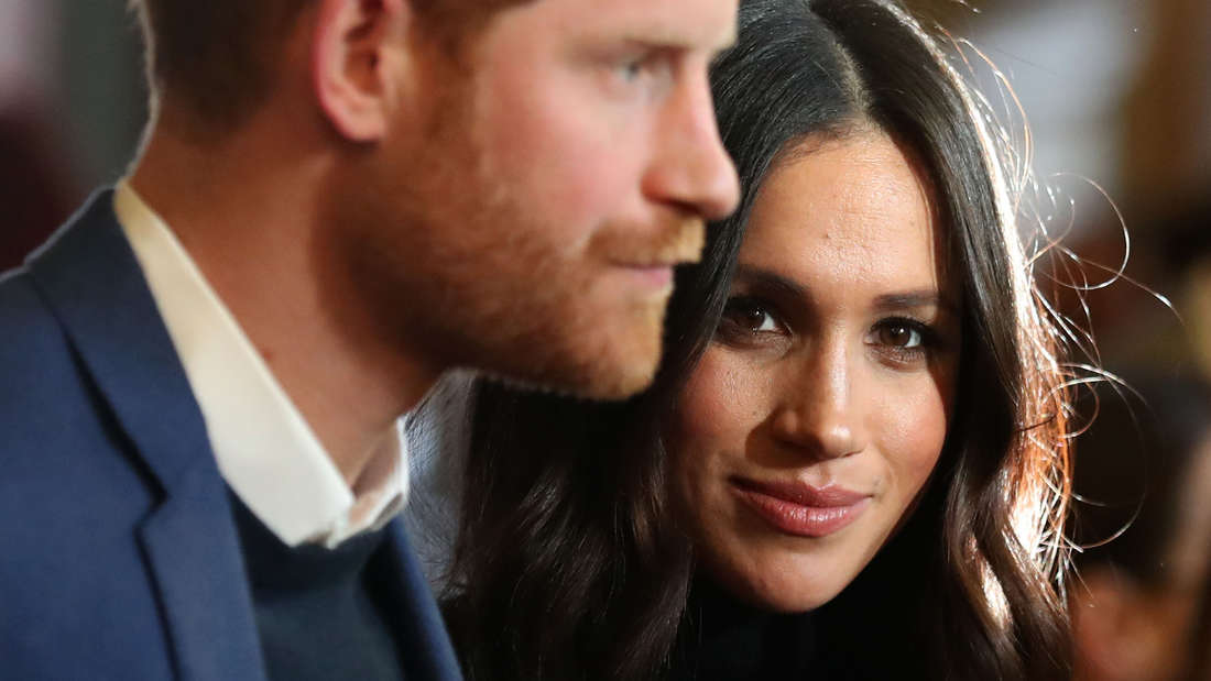 Liebe auf den ersten Blick: Meghan Markle (36) und Prinz Harry (33) haben sich im November 2016 kennengelernt.