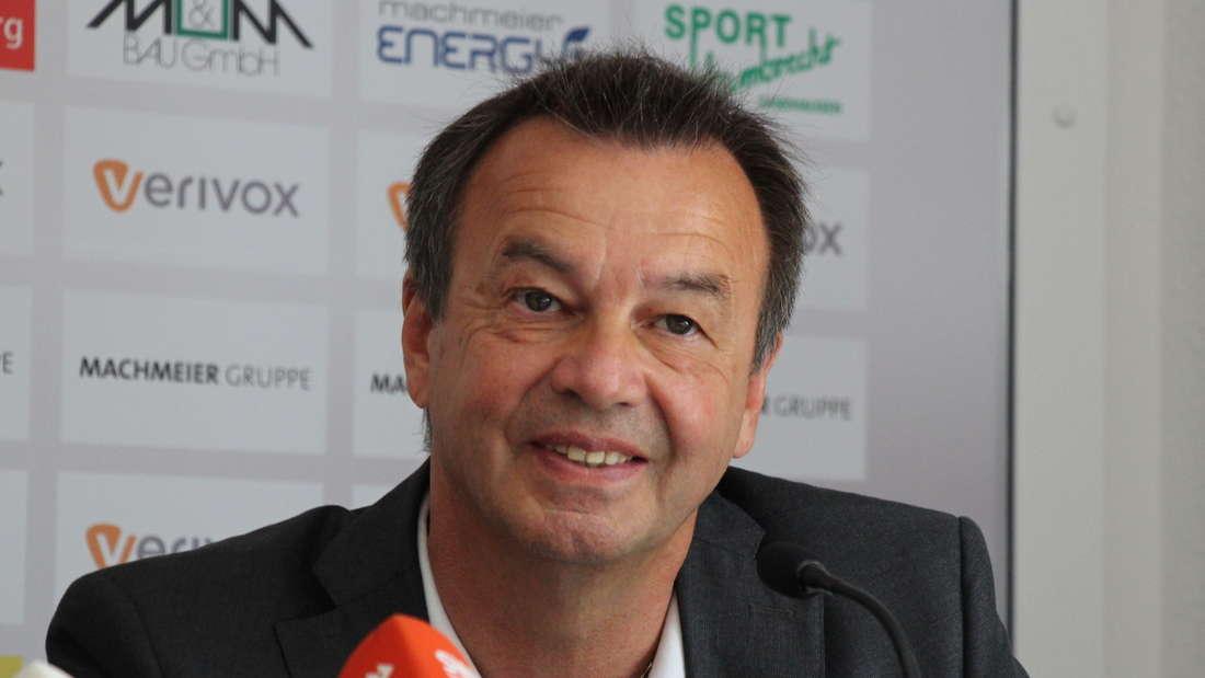 SVS-Geschäftsführer Sport Otmar Schork hat sich am Dienstag zur Kaderplanung geäußert (Archivfoto).