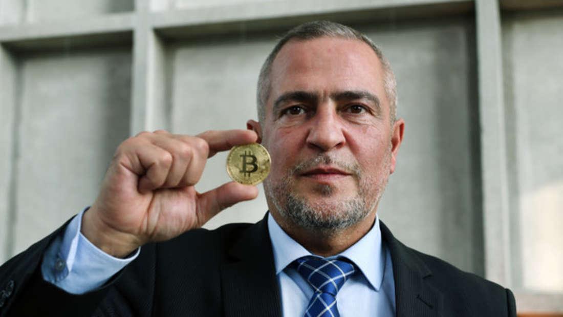 Bitcoin-Gurus glauben an die Digitalwährung und ihr Potenzial. (Symbolbild)