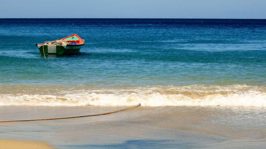Karibik, oh Karibik: Hier wird der Traum vom Paradies Wirklichkeit.