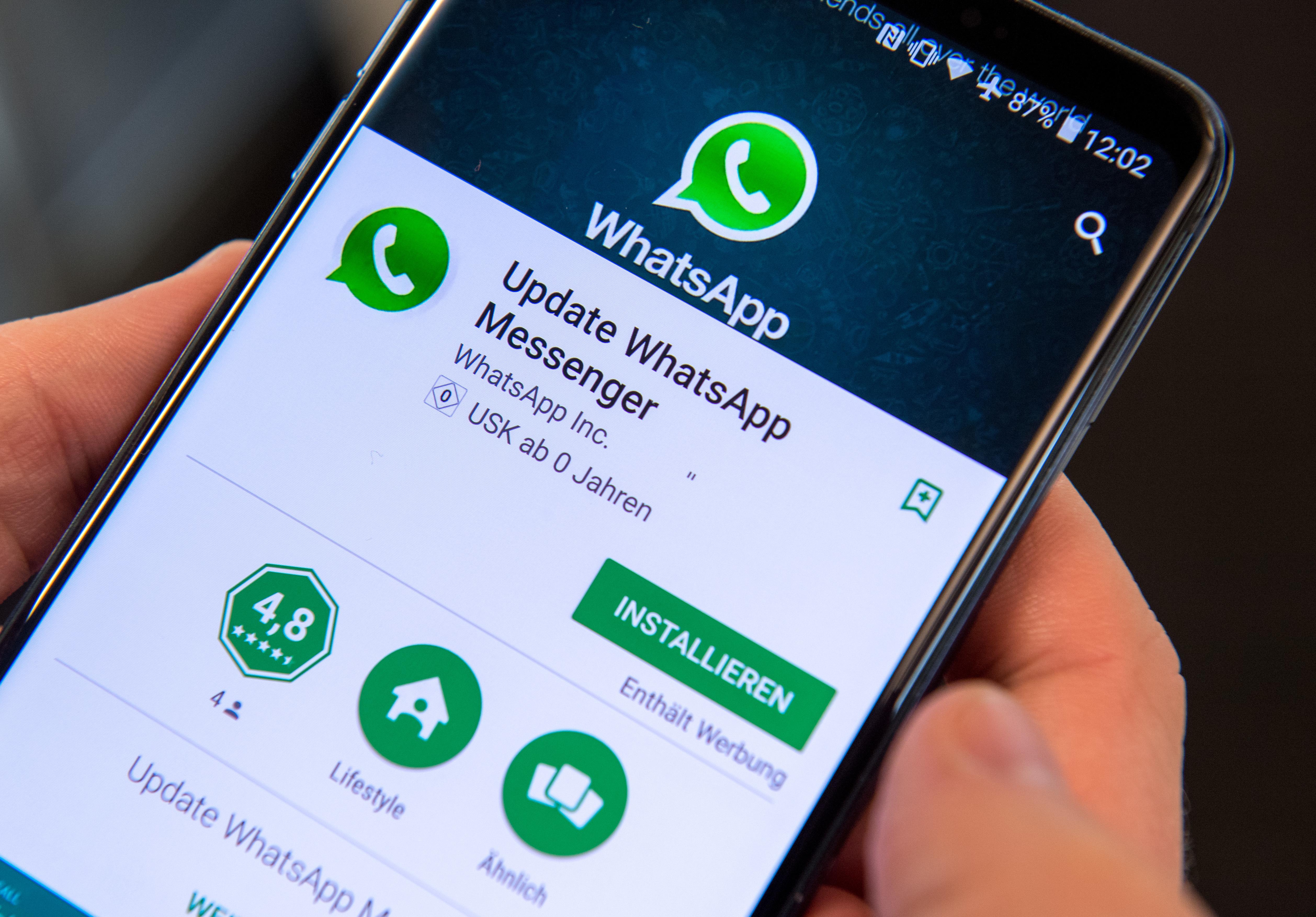 WhatsApp-Nachrichten über WLAN können mitgelesen werden « IT-Runde