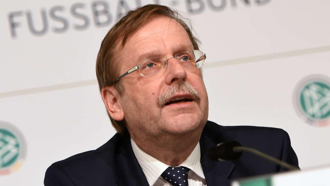 DFB-Vizepräsident Dr. Rainer Koch hat das Urteil am Montag verkündet (Archivfoto).