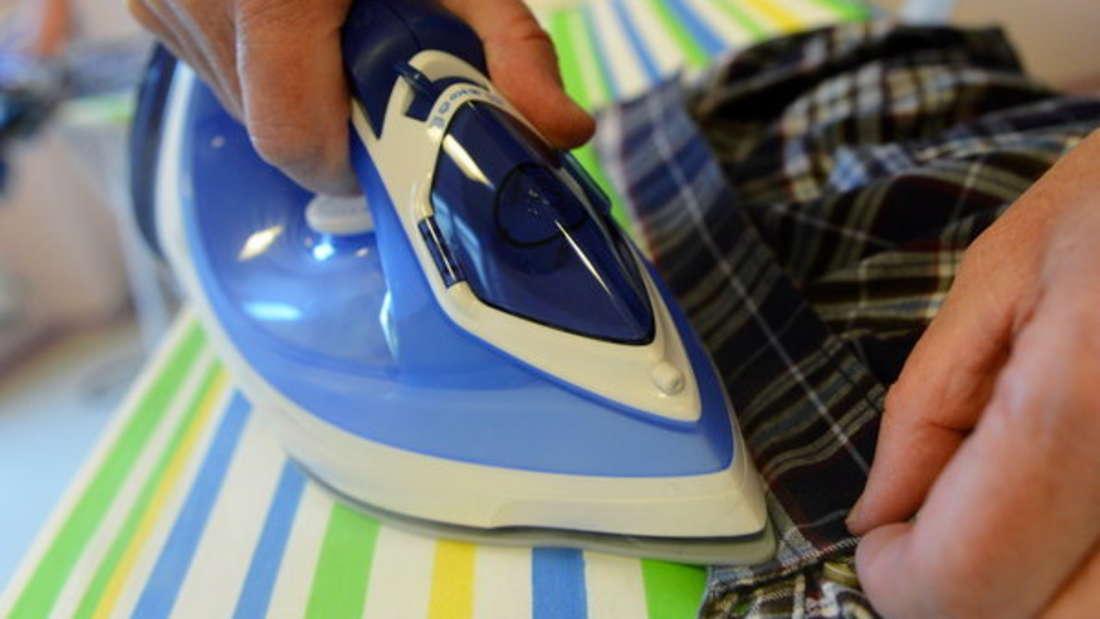 Alles, was Sie benötigen, um erfolgreicher zu Bügeln: Alufolie.