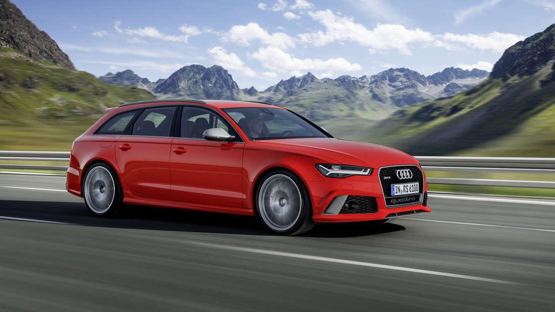 … Audi RS 6 Avant 4.0 TFSI quattro tiptronic Performance.