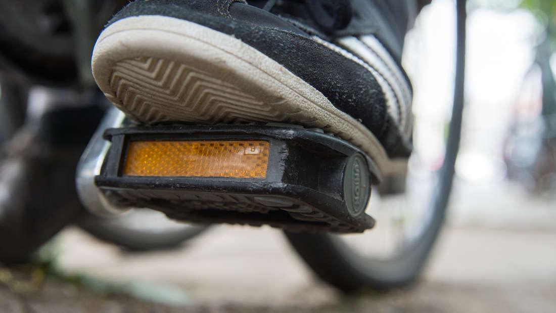 Radler haben keine Knautschzone - Tipps f¸rs Fahrradfahren