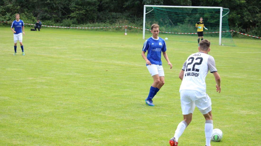 Der SV Waldhof Mannheim gewinnt das erste Testspiel in der Vorbereitung gegen den MFC 08 Lindenhof.