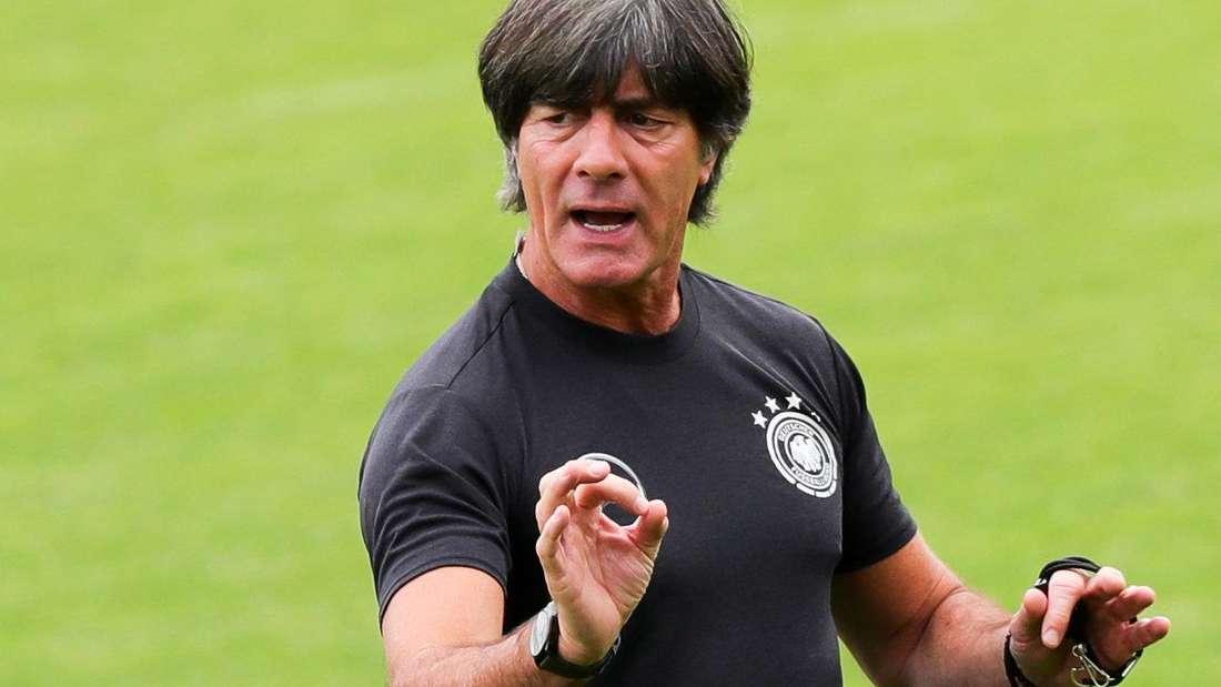 Joachim Löw gibt auch weiterhin den Ton im Nationalteam an.