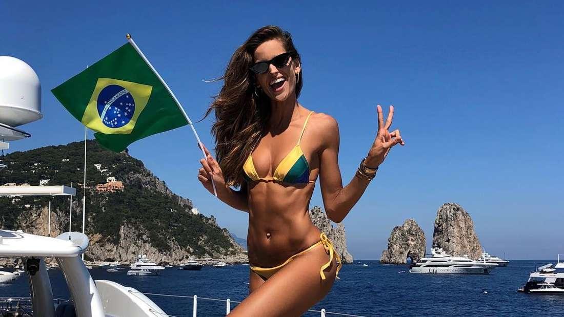 Instagram WM 2018 Nationalelf Urlaub
