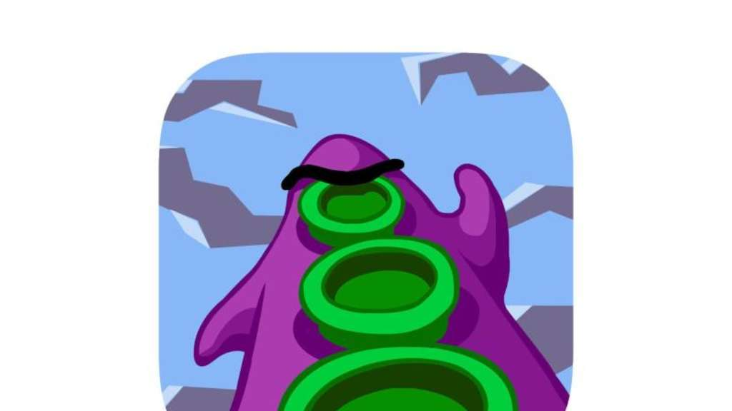 "Erfolgreiches Comeback in den Game-Charts: ""Day of the Tentacle Remastered"". Foto: Appstore von Apple/dpa"