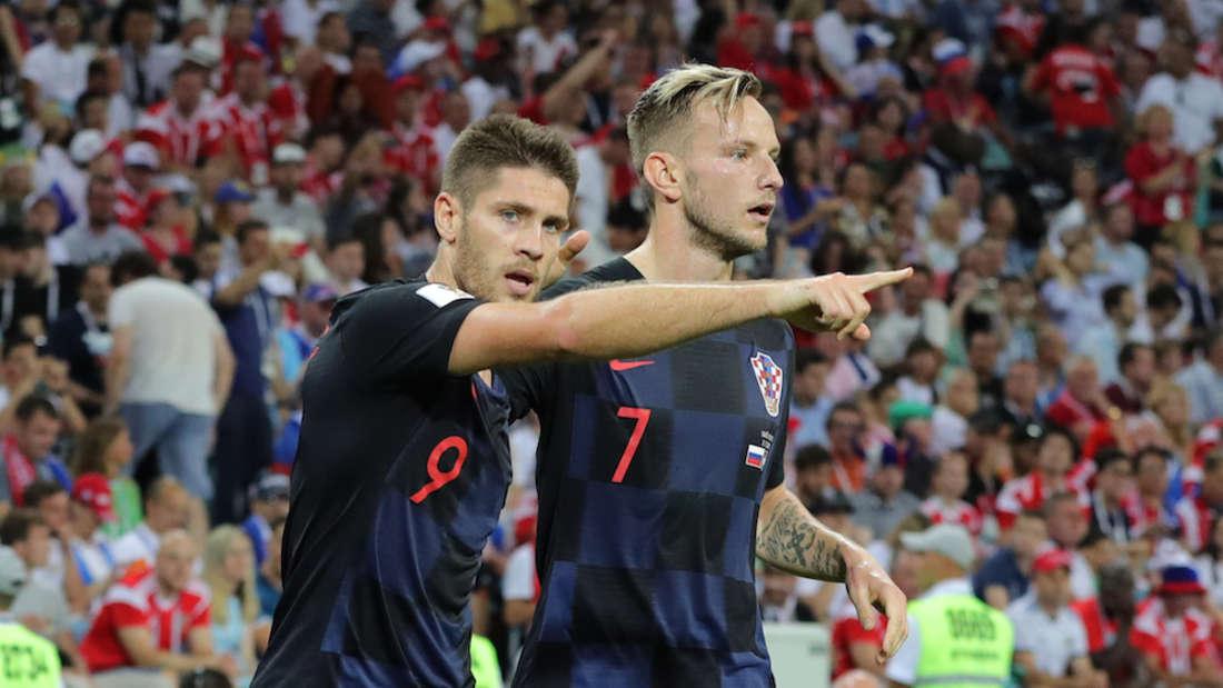 WM 2018 - Russland - Kroatien