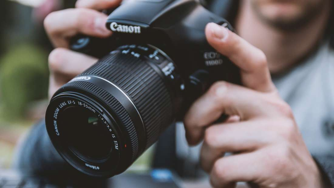 Es gibt nach wie vor eine große Auswahl an Spiegelreflexkameras für Einsteiger.