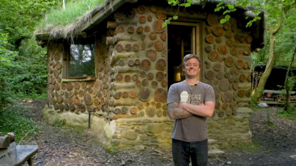 mann schmei t job hin und baut sich hobbit haus so sieht es darin aus bauen wohnen. Black Bedroom Furniture Sets. Home Design Ideas