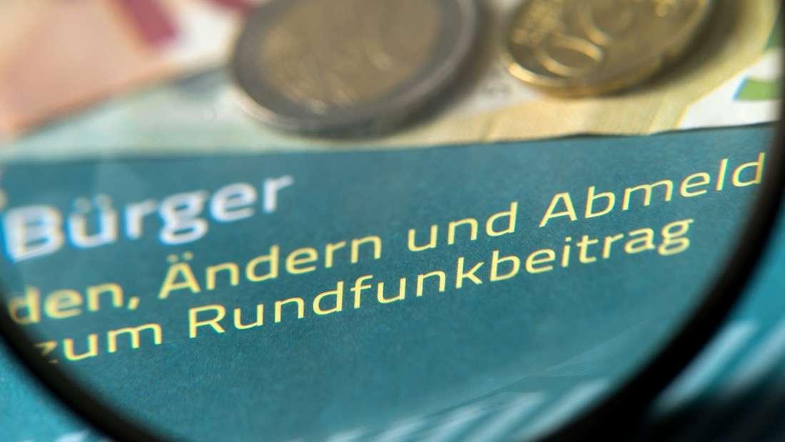 """Das Urteil zum Rundfunkbeitrag, der ehemaligen """"GEZ"""", steht nun fest."""