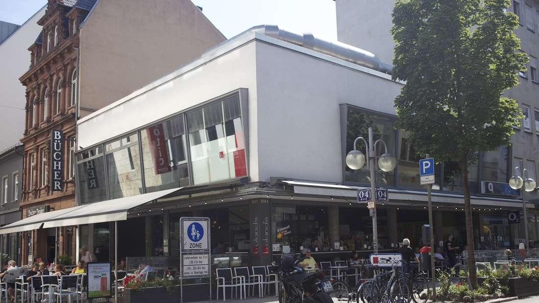 Ursprünglich sollte hier kein Café entstehen!
