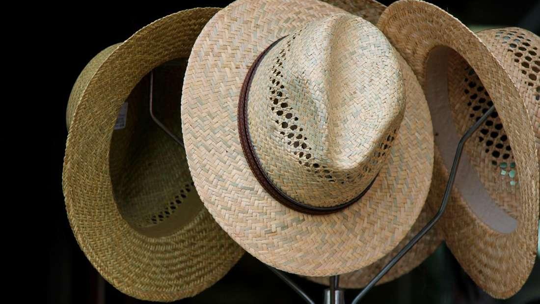 Für was ist das Stoffband an der Innenseite eines Hutes gut?
