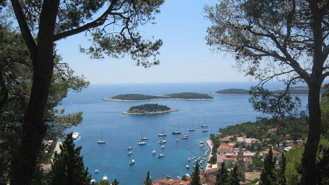 Hvar, Mitteldalmatinische Insel, Kroatien