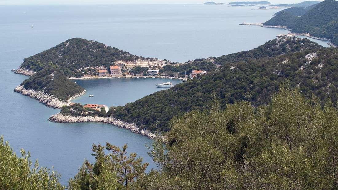 Lastovo, Inseln in der Region Dubrovnik, Kroatien