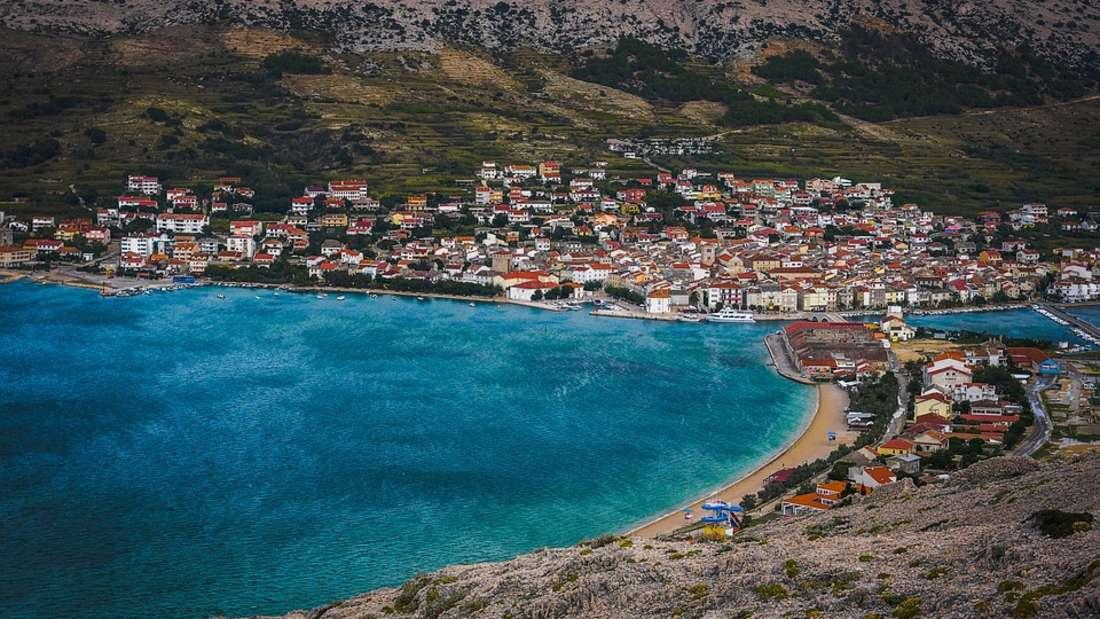 Pag, Insel vor Zadar, Kroatien