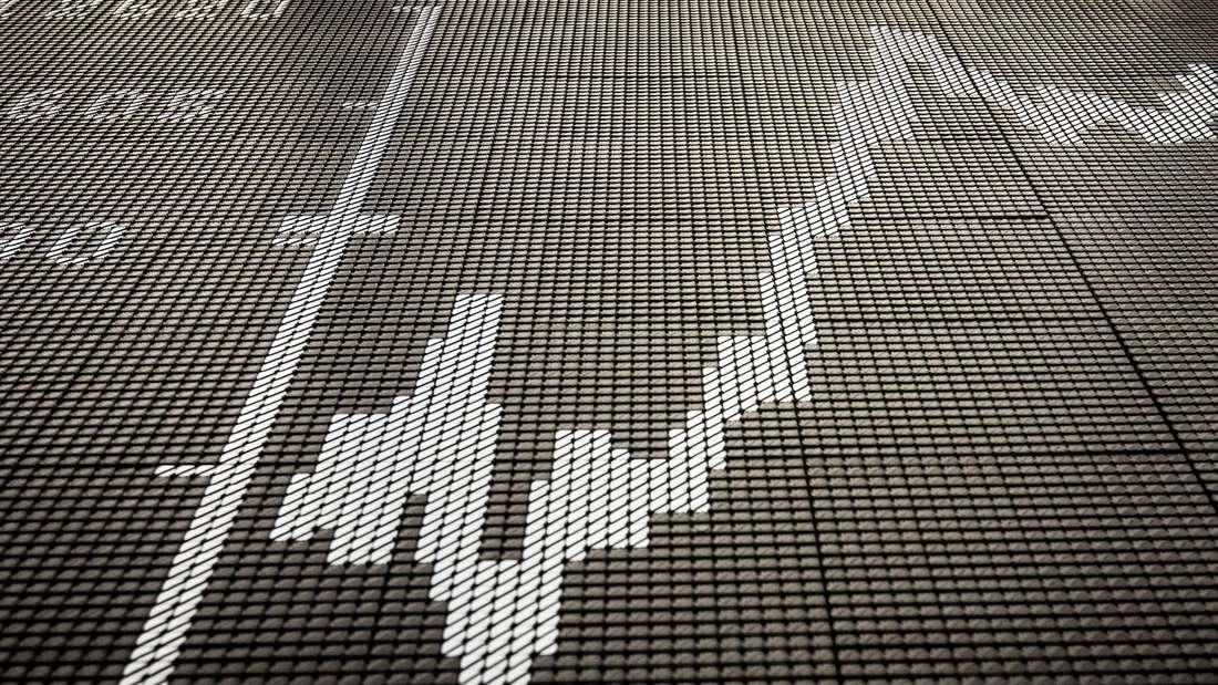 An der Frankfurter Börse werden auch Aktien von internationalen Unternehmen gehandelt.