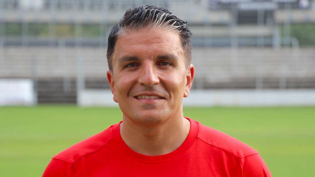 Cheftrainer Kenan Kocak