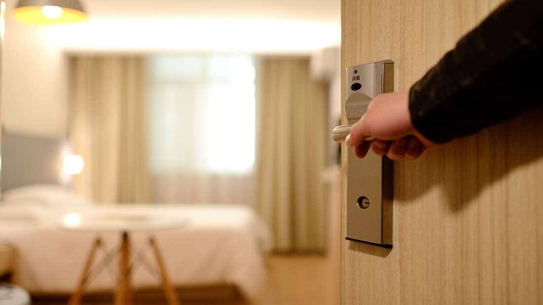 Urlauber werden in Hotels plötzlich zu Langfingern...