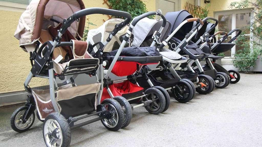 kinderwagen tester werden