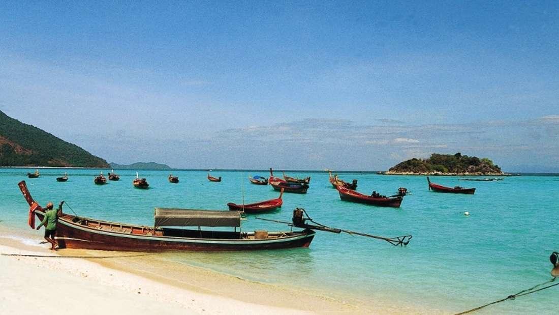 Sunrise Beach, Koh Lipe