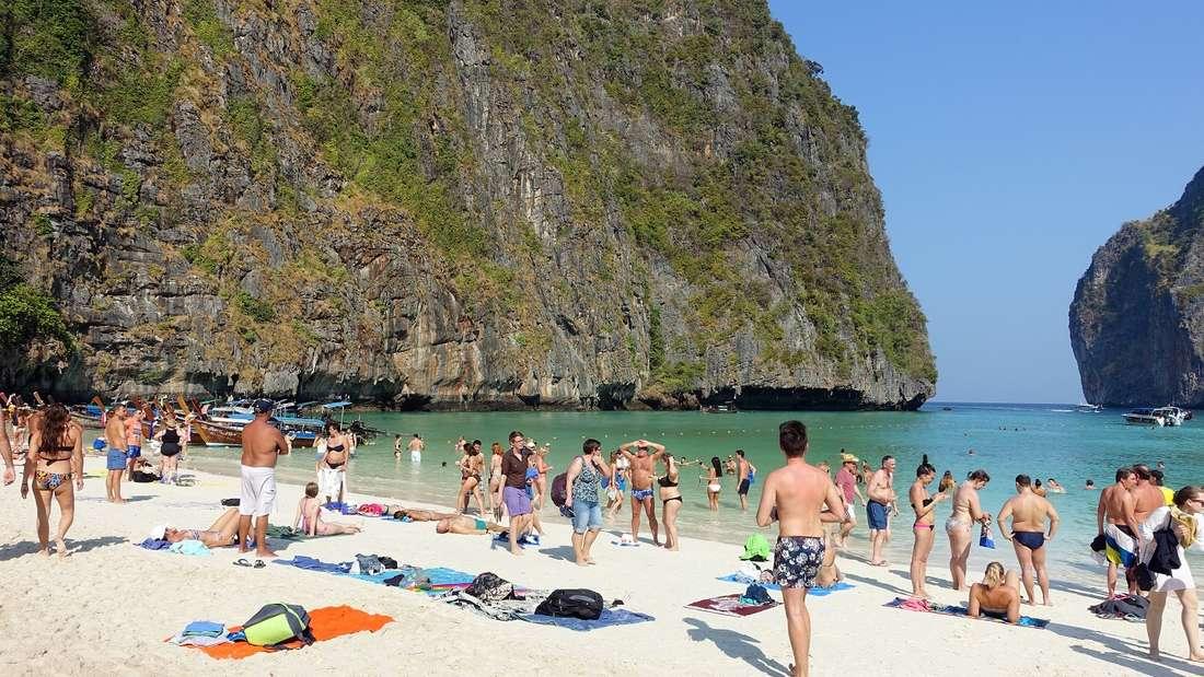 "Maya Bay - ""The Beach"", Ko Phi Phi"