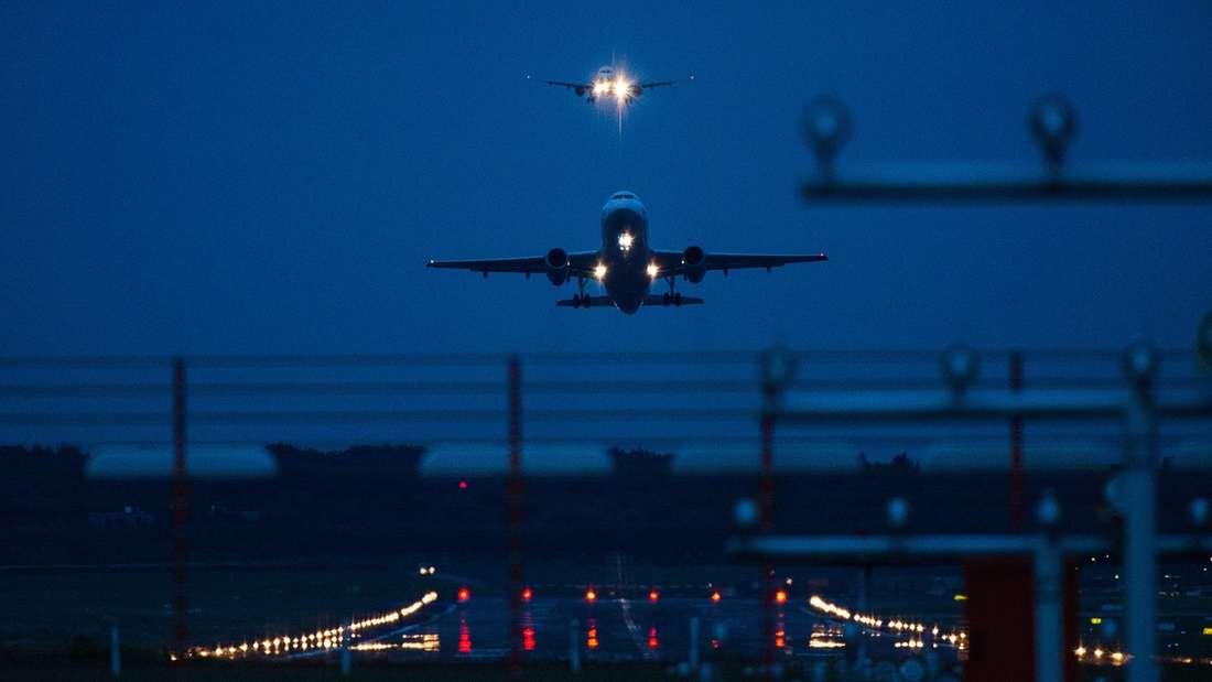 Deutsche haben zunehmend eine kritische Sicht auf Flugreisen.