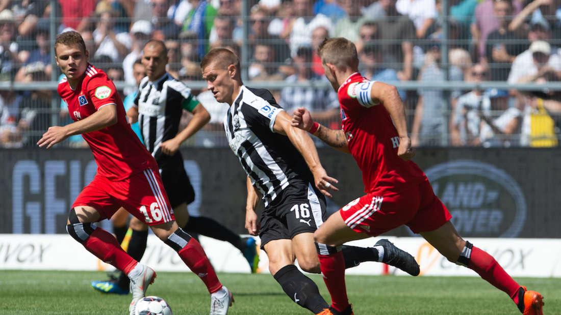 SV Sandhausen - Hamburger SV