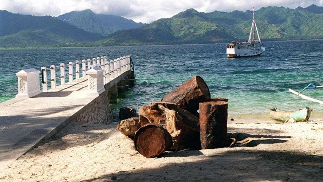 Gili-Inseln.