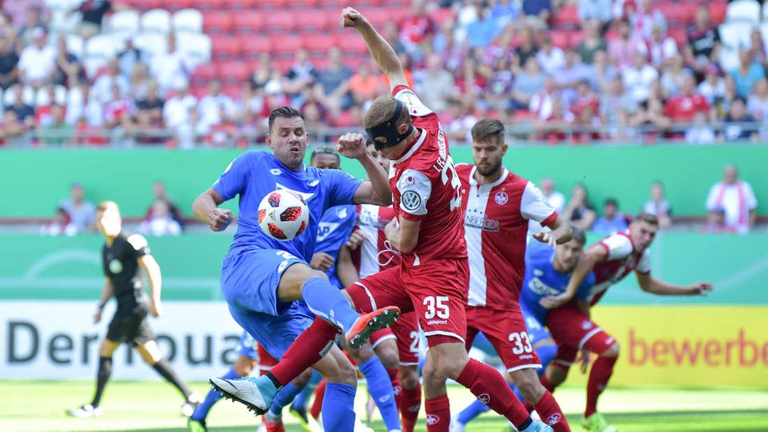 1. FC Kaiserslautern - 1899 Hoffenheim