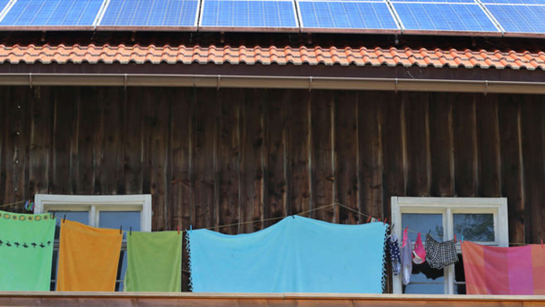 Handtücher sind ständig in Gebrauch - und müssen deshalb oft und vor allem richtig gewaschen werden.