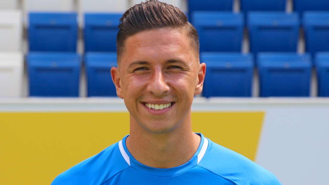 Robert Zulj spielt in der kommenden Saison für Union Berlin.